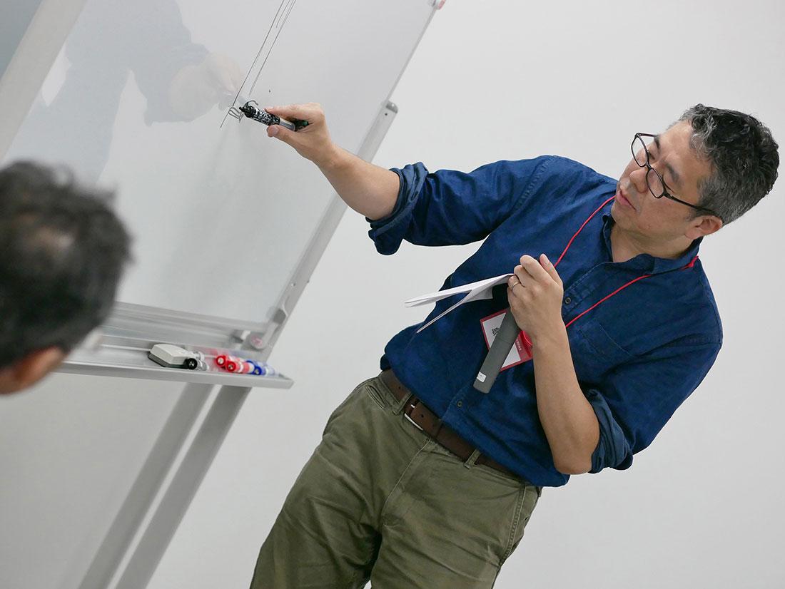 設計教室2018:第2クール 第1回